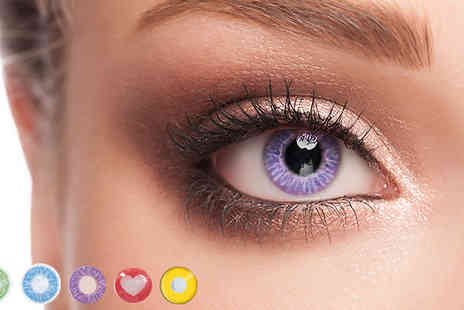 Online Gift Store - Novelty Contact Lenses - Save 69%