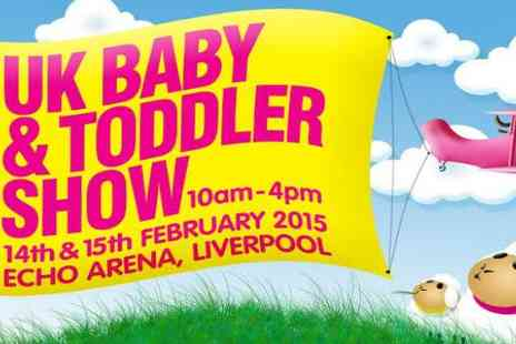 UKFE - Entry to the UK Baby and Toddler Show  - Save 50%