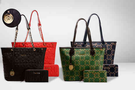 Fason - Luxury Fason fashion bag and matching purse in a choice of 4 styles - Save 69%