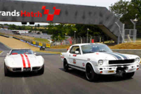 Classic American Muscle - Junior Mustang Driving Experience at Rockingham Speedway - Save 39%