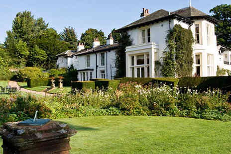 Rampsbeck Country House Hotel - One Night Stay for Two with Breakfast and Three Course Dinner  - Save 0%