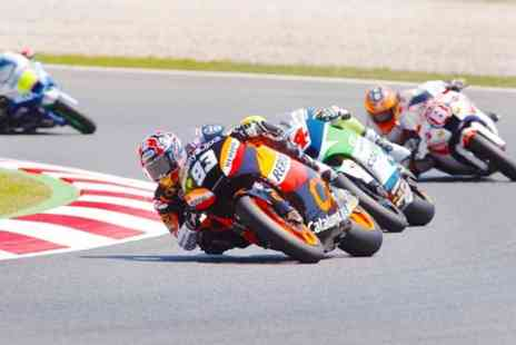 Top Tourisme -  Moto GP Ticket Plus Two  Night Stay  - Save 0%