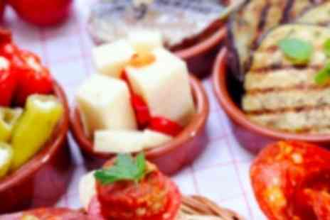 Wine & Bread - 6 Tapas Dishes and 2 glasses of Sangria for two to share - Save 65%