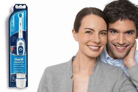 Senap - Oral B Advance Power Electric Toothbrush - Save 20%