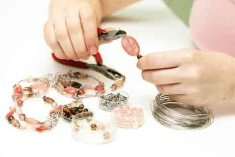 Minxys Jewellery - Three hour Jewellery making  & design workshop - Save 0%