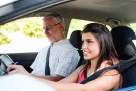 Young Driver Experience - 30 Minute or 60 Minute Driving Experience for 11 to 17 Year Olds - Save 25%