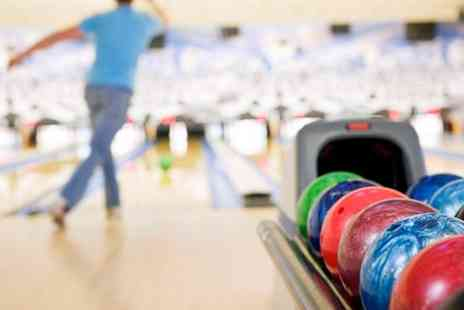 Namco  - Bowling For Up To Four With A Burger Each  - Save 0%