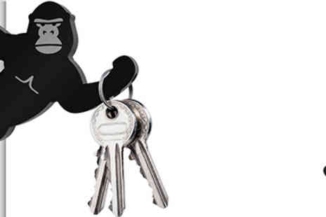 Mustard - Key Kong Magnetic Key Holder & Bottle Opener - Save 38%