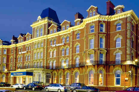 The Imperial Hotel - One night stay for two with breakfast, tickets and more - Save 47%