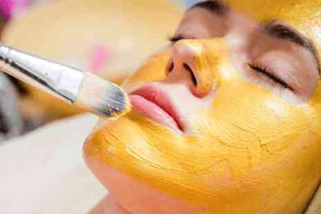 Advance Beauty Skin Care - Gold collagen facial with an Indian head massage - Save 0%