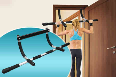 Bodysource - Heavy duty pull up bar for your home - Save 0%