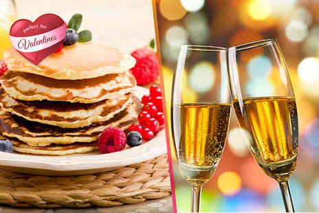 The Hilton Hotel - All you can eat Champagne buffet breakfast for Two - Save 56%