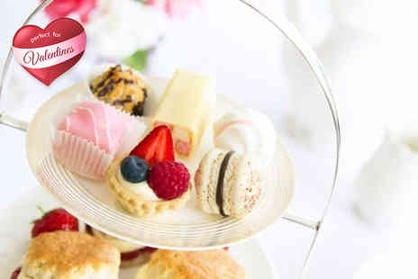 Tophams Hotel - Sparkling afternoon tea for 2 including sandwiches, scones, cakes & Prosecco - Save 63%