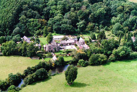 Bickleigh Castle - Two Night Stay for Two with Breakfast Daily and a Castle Tour - Save 49%