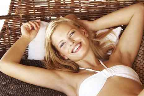 Michael Jane Laser Services - Six Laser Hair Removal Sessions on a Choice of Areas  - Save 87%