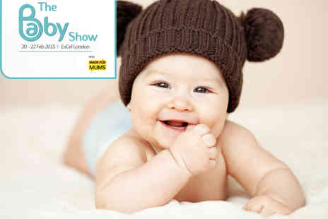 Clarion Events - Two Tickets to The Baby Show at ExCeL London - Save 18%
