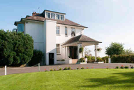 Enterkine House Hotel - Ayrshire Escape for Two with Two Course Dinner and Breakfast - Save 62%