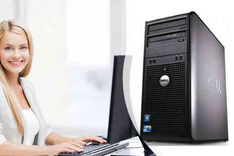 JMN Business Solutions - Dell OptiPlex 745/755 Dual Core Desktop Computer - Save 0%