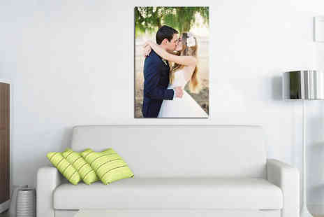 Picture the print - Canvas Photo Print  - Save 40%