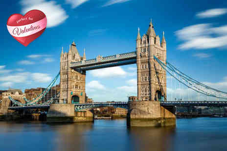 Thames River Tours - Entry to Valentines Thames cruise including a BBQ buffet supper and nightclub - Save 49%