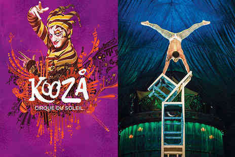 Cirque du Soleil - Ticket to Cirque du Soleils Kooza at The Royal Albert Hall  - Save 14%