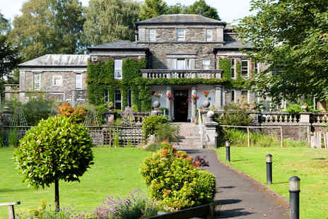 Vision Hotels - Elegant Two Night Weekend Dining Break in the Lake District - Save 51%