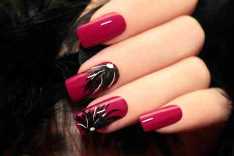Nail Me - Shellac Manicure or Pedicure - Save 57%