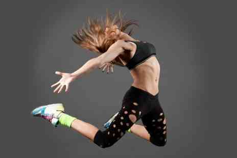 London Live - One Months Access to Zumba Yoga and High Intensity Training Classes - Save 80%