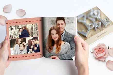 Photobook - 40 Page Softcover Photobook  - Save 95%