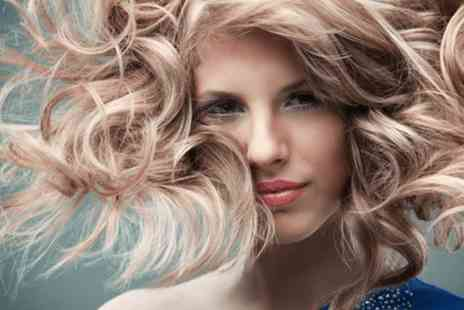 Hair FX - Full head of colour or top section foils, wash, cut & hair treatment - Save 0%