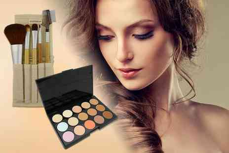 Quick Style - Facial contouring palette - Save 75%