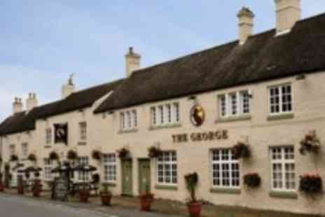 The George Hotel - Two night Riverside Durham escape for tWO with breakfasts - Save 0%