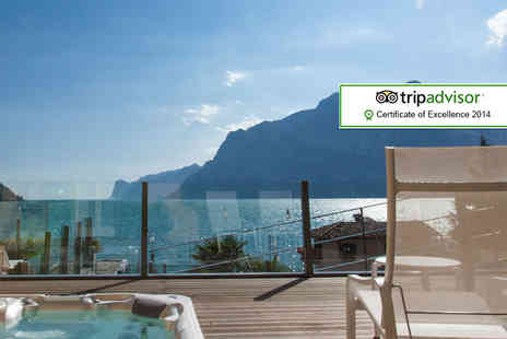 Major Travel - Three night 4 star Lake Garda break including flights and breakfast - Save 33%