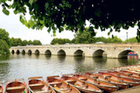 Macdonald Hotels - One night Stratford-upon-Avon Dining Break for Two People - Save 49%