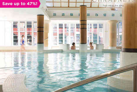 Champneys Forest Mere - Pampering Heaven and Healthy Eating in Hampshire - Save 47%
