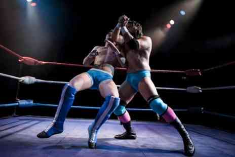 LDN Wrestling - Ticket to LDN Wrestling Event - Save 46%