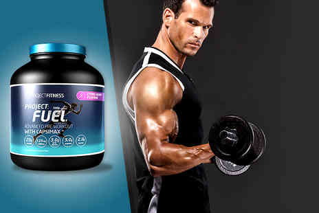 Project Fitness - 500g tub of Project FUEL pre workout supplement! - Save 0%