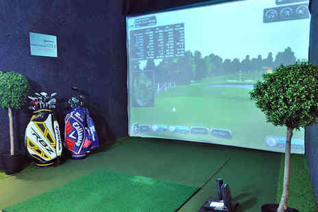 Citypoint Golf Studio - Golf Lesson and Golf Swing Evaluation - Save 61%