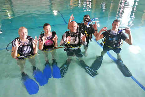 Andark Diving & Watersports - Discover Scuba Diving Sessions for One - Save 37%