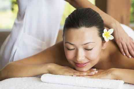 Amiika Spa - One Hour Full Body Massage  - Save 52%