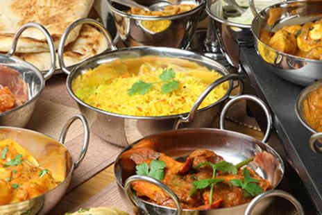 Nawaab - Two Course Indian Meal for Two - Save 46%