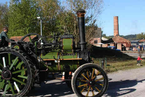 Bursledon Brickworks - Family season pass to Bursledon Brickworks - Save 43%