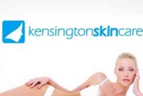 Kensington Skin Care - Brazilian or Hollywood Hot Wax Plus Half Leg, Arm, or Underarm Wax - Save 69%