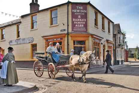 Blists Hill Victorian Town -  Entry to Top Rated Historic Attraction - Save 55%