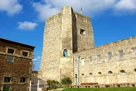 Oxford Castle Unlocked - Entry for 2 to Historic Oxford Castle - Save 44%
