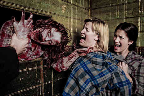 Room Escape Adventures - One ticket for a Trapped in a Room with a Zombie experience  - Save 54%