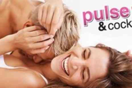 Pulse & Cocktails - £30 Worth of Adult Toys, Lingerie and More - Save 60%
