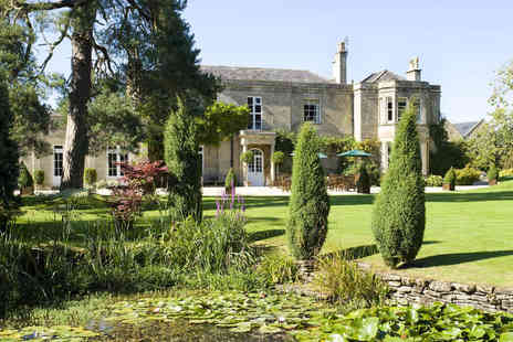 Guyers House Hotel & Restaurant - Two Night Stay for Two with Champagne Cocktails and Canapes on Arrival, a Two Course Dinner, Daily Breakfast, and Late Checkout - Save 51%