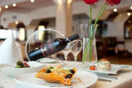 La Cucina - Two Course Italian Meal With Wine - Save 56%