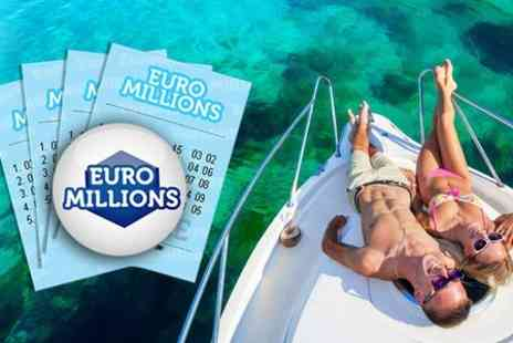 Lotto Social - 20 Syndicated EuroMillions Lines  - Save 47%